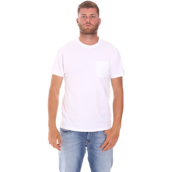Abbigliamento Uomo T-shirt maniche corte Sundek M050TEJ9300 Bianco
