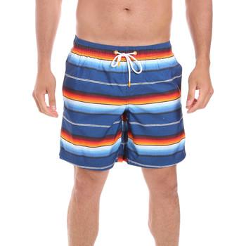 Abbigliamento Uomo Costume / Bermuda da spiaggia Sundek M505BDP01EP Blu