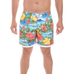Abbigliamento Uomo Costume / Bermuda da spiaggia Sundek M693BDP01HA Blu