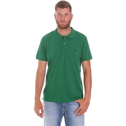 Abbigliamento Uomo Polo maniche corte Lumberjack CM45940 015EU 506 Verde