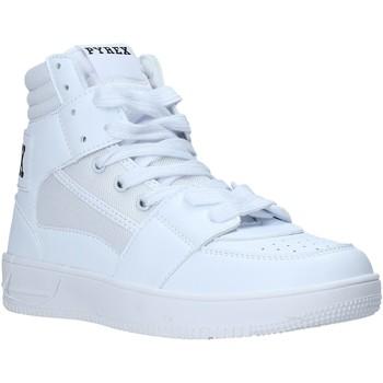 Scarpe Donna Sneakers alte Pyrex PY050106 Bianco
