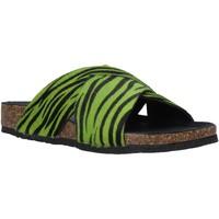 Scarpe Donna Ciabatte Bionatura 10A2118-I-CAVERN Verde