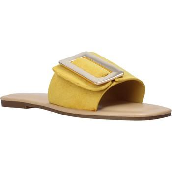 Scarpe Donna Ciabatte Gold&gold A21 GJ551 Giallo