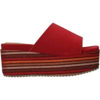 Scarpe Donna Ciabatte Onyx S20-SOX751 Rosso