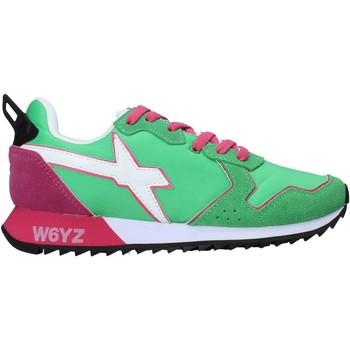 Scarpe Donna Sneakers basse W6yz 2013563 01 Verde