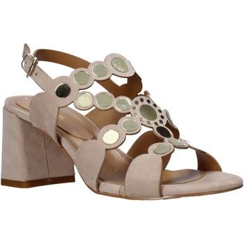 Scarpe Donna Sandali Grace Shoes 380010 Beige