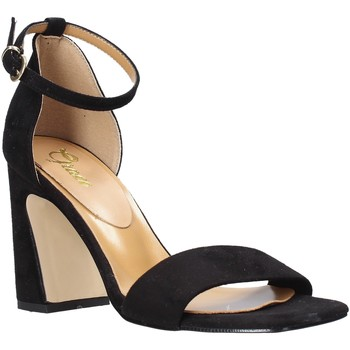 Scarpe Donna Sandali Grace Shoes 2384001 Nero