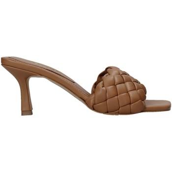 Scarpe Donna Ciabatte Grace Shoes 395R015 Marrone