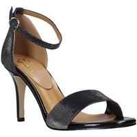 Scarpe Donna Sandali Grace Shoes 934003 Nero