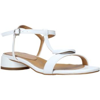 Scarpe Donna Sandali Grace Shoes 971002 Bianco