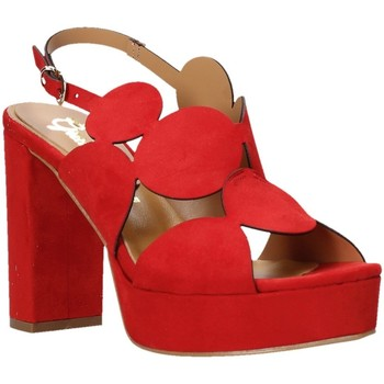 Scarpe Donna Sandali Grace Shoes 492PL010 Rosso