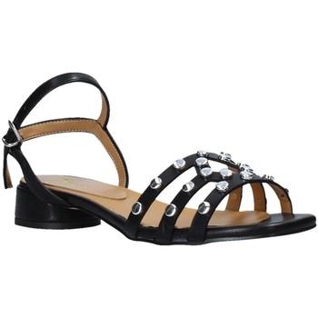 Scarpe Donna Sandali Grace Shoes 971004 Nero
