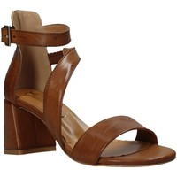 Scarpe Donna Sandali Grace Shoes 380034 Marrone