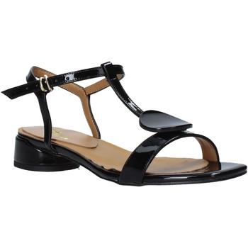 Scarpe Donna Sandali Grace Shoes 971002 Nero