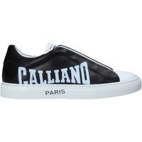 Scarpe Uomo Sneakers basse John Galliano 11007/CP B Nero