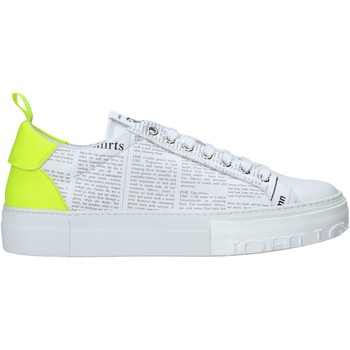 Scarpe Uomo Sneakers basse John Galliano 11016/CP A Bianco