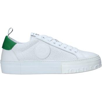 Scarpe Uomo Sneakers John Galliano 11010/CP A Bianco