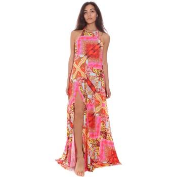 Abbigliamento Donna Abiti lunghi F * * K  Rosa