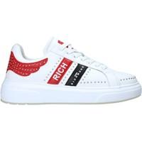 Scarpe Uomo Sneakers John Richmond 1334 A Bianco