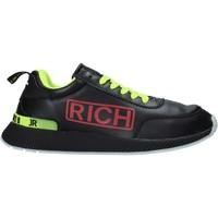 Scarpe Uomo Sneakers John Richmond 201 A Nero