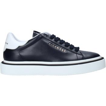Scarpe Uomo Sneakers basse John Richmond 10162 C Blu