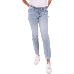 Abbigliamento Donna Jeans dritti Gaudi 111BD26011 Blu