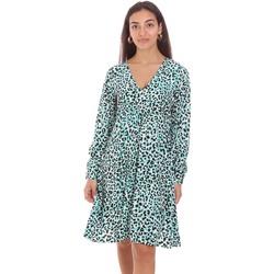 Abbigliamento Donna Abiti corti Fracomina FR21SD2011W413N4 Verde