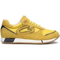 Scarpe Uomo Sneakers Alberto Guardiani AGM003513 Giallo
