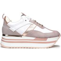 Scarpe Donna Sneakers basse Alberto Guardiani AGW004302 Bianco
