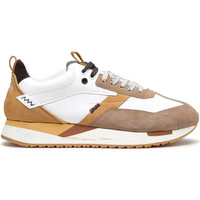 Scarpe Uomo Sneakers basse Alberto Guardiani AGU101061 Bianco