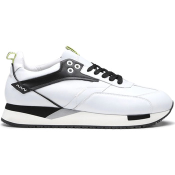 Scarpe Uomo Sneakers basse Alberto Guardiani AGU101155 Bianco