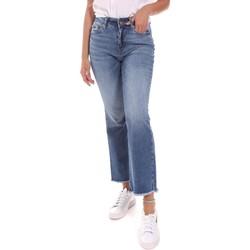 Abbigliamento Donna Jeans dritti Gaudi 111BD26007 Blu
