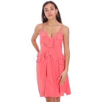Abbigliamento Donna Abiti corti Fracomina FS21SD1008W42201 Rosa