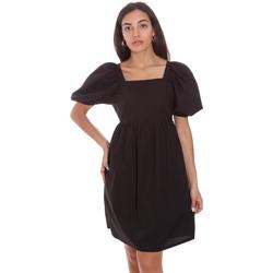 Abbigliamento Donna Abiti corti Fracomina F321SD1004W40001 Nero