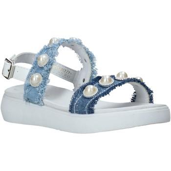 Scarpe Bambina Sandali Miss Sixty S20-SMS773 Blu