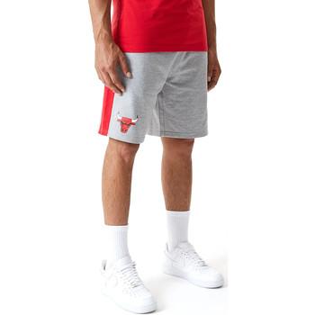 Abbigliamento Uomo Shorts / Bermuda New-Era 12590890 Grigio