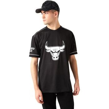 Abbigliamento Uomo T-shirt maniche corte New-Era 12720120 Nero