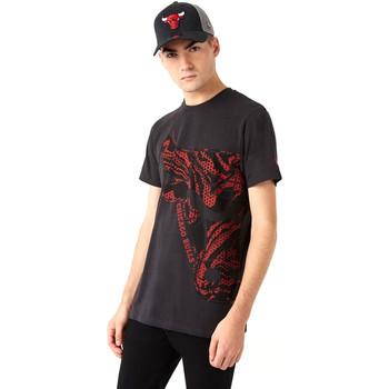 Abbigliamento Uomo T-shirt maniche corte New-Era 12720127 Nero