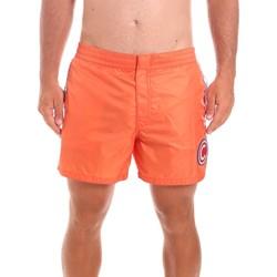 Abbigliamento Uomo Costume / Bermuda da spiaggia Colmar 7266 5ST Arancio