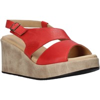 Scarpe Donna Sandali Sshady L2502 Rosso