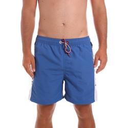 Abbigliamento Uomo Costume / Bermuda da spiaggia Key Up 2X003 0001 Blu