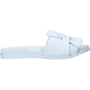 Scarpe Donna Ciabatte Sshady MRT231 Bianco