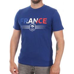 Abbigliamento Uomo T-shirt maniche corte Fff HCF255 CO Blu