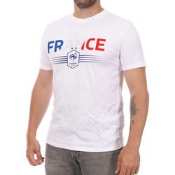 Abbigliamento Uomo T-shirt maniche corte Fff HCF253 CO Bianco