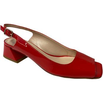 Scarpe Donna Sandali Il Borgo ATRMPN-28588 Rosso