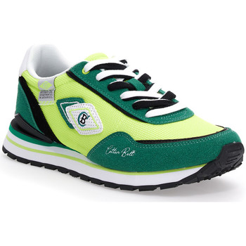 Scarpe Uomo Sneakers basse Cotton Belt STREET VERDE