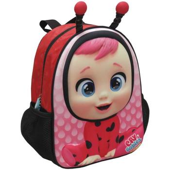 Borse Bambina Zaini Bebes Llorones MC-201-CR Rosa
