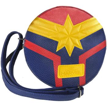 Borse Unisex bambino Tracolle Captain Marvel 2100002840 Azul