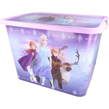 Casa Unisex bambino Bauli, scatole di immagazzinaggio Disney 3256 Morado
