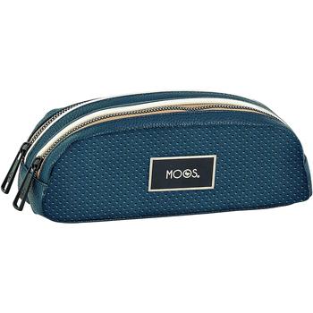 Borse Donna Trousse Moos 811965592 Azul